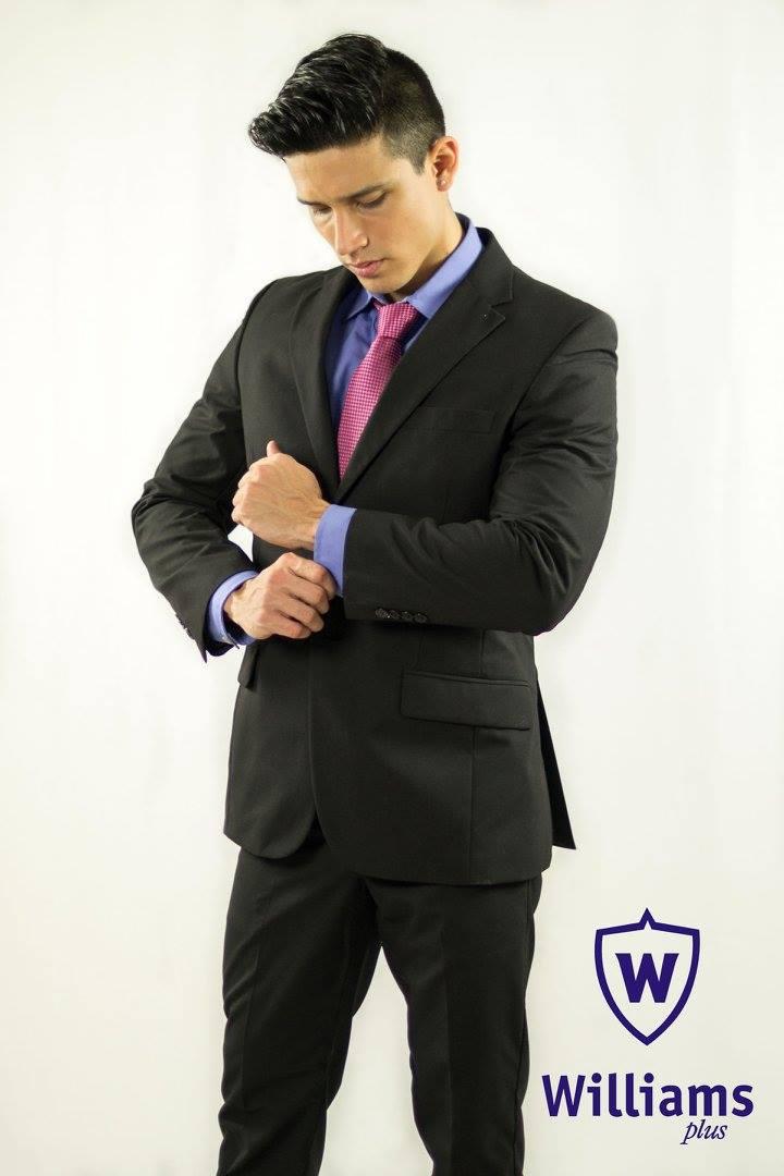 3797910181 Traje para caballero – Williams Plus
